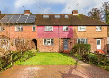 Thumbnail 4 bed terraced house for sale in Springfield, Oxted