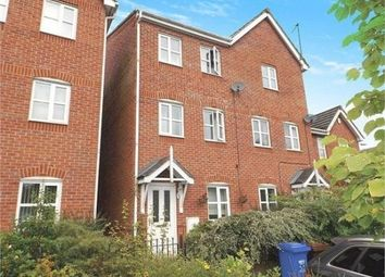 Thumbnail 3 bed town house to rent in Aspenwood Drive, Blackley, Manchester