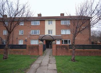 Thumbnail 2 bed flat for sale in Lutterworth Road, Longbenton, Newcastle Upon Tyne