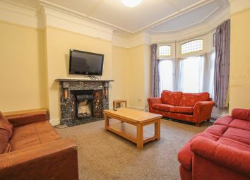 Thumbnail 7 bed terraced house to rent in Devonshire Place, Jesmond