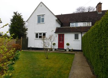 Thumbnail 4 bed semi-detached house for sale in West View, Letchworth, Herts