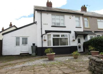 Thumbnail 4 bed semi-detached house for sale in Illtyd Road, Cardiff