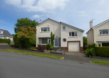 Thumbnail 5 bed detached house for sale in Bain Crescent, Helensburgh