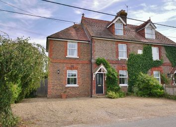 Thumbnail 4 bed semi-detached house for sale in Pearsons Green Road, Brenchley, Tonbridge