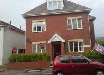 Thumbnail 2 bed flat to rent in Wycliffe Road, Winton, Bournemouth