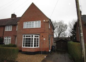 Thumbnail 3 bed end terrace house for sale in Newfields, Welwyn Garden City