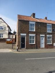Thumbnail 3 bed end terrace house for sale in North Street, Driffield