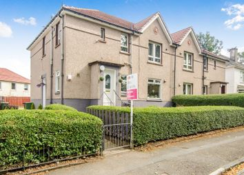 Thumbnail 2 bed flat for sale in Hartstone Road, Glasgow
