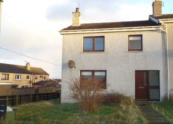 Thumbnail 3 bed semi-detached house for sale in Laurie Terrace, Thurso