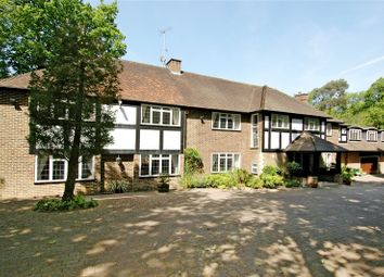Thumbnail 5 bed detached house for sale in Granville Road, Weybridge, Surrey