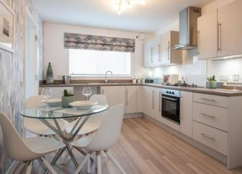 Thumbnail 2 bedroom terraced house for sale in Kings View Phase 3, Prospect Hill, Circus, Glasgow