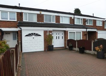 Thumbnail 3 bed terraced house for sale in Halladale, Birmingham