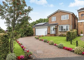 Thumbnail 4 bed detached house for sale in Apsley Fold, Longridge, Preston