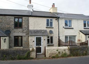 Thumbnail 1 bed terraced house for sale in St. Cleer, Liskeard, Cornwall