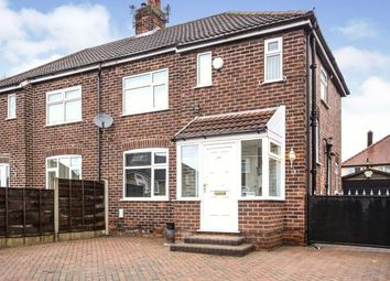 Thumbnail 3 bed semi-detached house for sale in Dorset Avenue, Cheadle Hulme, Cheshire