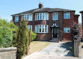 Thumbnail 4 bed semi-detached house for sale in Ashley Grove, May Bank, Newcastle-Under-Lyme