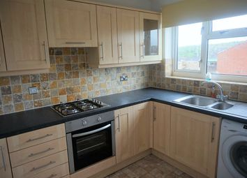 Thumbnail 1 bed flat to rent in Mercaston Close, Chesterfield
