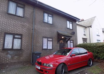 Thumbnail 2 bed maisonette to rent in Biscot Road, Luton