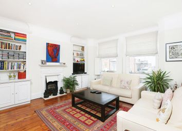 Thumbnail 2 bed flat to rent in Rostrevor Road, London