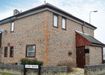 Thumbnail 2 bedroom terraced house for sale in Kidlington, Oxfordshire