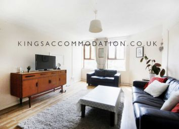 Thumbnail 3 bed flat to rent in New Park Road, London