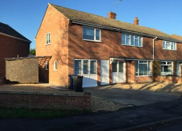 Thumbnail 1 bedroom semi-detached house to rent in March Lane, Cambridge CB1, Cherry Hinton
