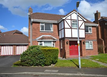 Thumbnail 4 bed detached house for sale in Parkway, Westhoughton