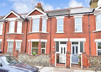 Thumbnail 3 bed terraced house for sale in Napleton Road, Ramsgate, Kent
