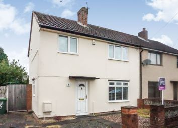 Thumbnail 3 bed semi-detached house for sale in William Morris Grove, Cannock