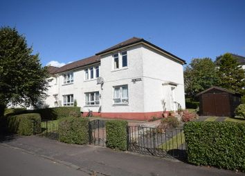 Thumbnail 2 bed flat for sale in Lilac Avenue, Clydebank