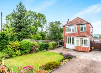 Thumbnail 4 bedroom detached house for sale in Upper Wortley Road, Thorpe Hesley, Rotherham