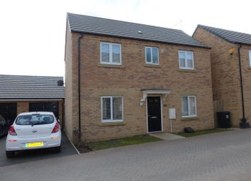 Thumbnail 3 bedroom detached house for sale in Roma Road, Cardea, Peterborough