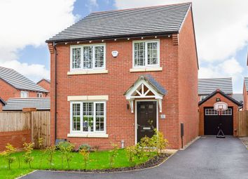 Thumbnail 4 bedroom detached house for sale in Thurstan Close, Shevington, Wigan