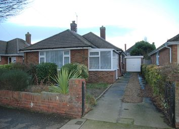 Thumbnail 2 bed detached bungalow for sale in Gresham Close, Gorleston, Great Yarmouth