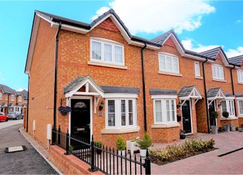Thumbnail 2 bed end terrace house for sale in Lavender Avenue, Minster