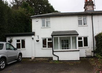 Thumbnail 2 bed end terrace house to rent in Station Road, Dormansland