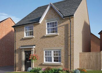 "Thumbnail 4 bedroom detached house for sale in ""The Mylne"" at Uffington Road, Barnack, Stamford"