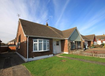 Thumbnail 2 bed semi-detached bungalow for sale in Hillview Gardens, Corringham, Stanford-Le-Hope