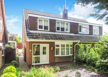 Thumbnail 3 bed property for sale in Loxton Court, Mickleover, Derby