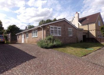 Thumbnail 3 bed bungalow for sale in Horsefair Lane, Odell, Bedford, Bedfordshire
