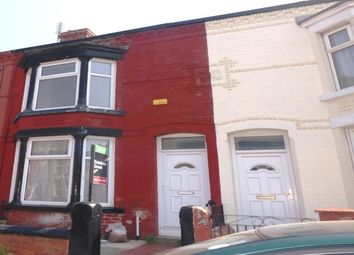 Thumbnail 2 bedroom property to rent in Norton Street, Bootle