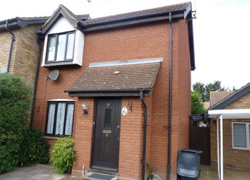 Thumbnail 2 bed end terrace house for sale in Vienna Close, Clayhall