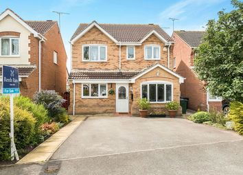 Thumbnail 4 bed detached house for sale in All Saints Meadows, Laughton Common, Dinnington, Sheffield