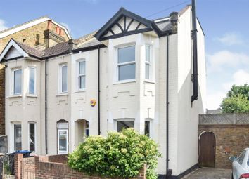 4 bed semi-detached house for sale in Effra Road, London SW19