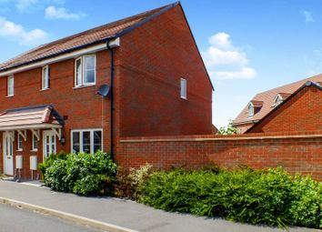 Thumbnail 3 bedroom semi-detached house for sale in Jackdaw Road, Didcot