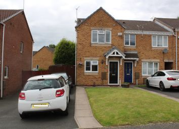Thumbnail 2 bed end terrace house for sale in Richborough Drive, Dudley