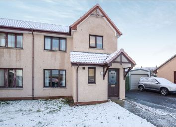 Thumbnail 3 bed semi-detached house for sale in Sinclair Park, Inverness