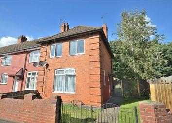 Thumbnail 3 bedroom end terrace house for sale in Rosedale Road, Kingsthorpe, Northampton