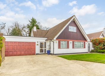 Thumbnail 4 bed detached house for sale in Hardcourts Close, West Wickham, London