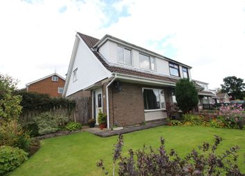 Thumbnail 3 bed semi-detached house for sale in Fulmar Avenue, Lisburn